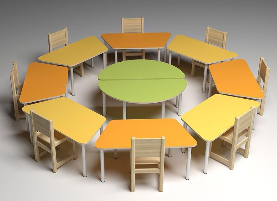 Мебель для детских садов (россия) купить школьная и детская .