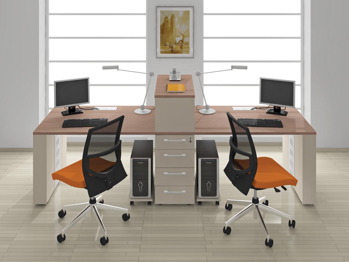 Мебель спринт (sprint) для персонала от клиомебель.